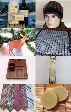 Gifts for Men by Sandy Lamontagne on Etsy #MaineTeam #giftsformen #Christmasgiftideas