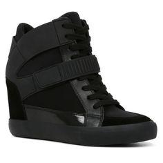 Aldo BLOSS wedge sneaker ($90 at aldo.com)