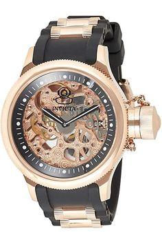 Amazon.com : mens luxury skeleton watch