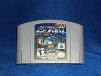 JetForce Gemini Nintendo 64 Game! Free Ship!