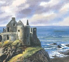 Ireland in watercolour | Watercolour Journey by Ian McKendrick - Ireland in Watercolour by Terry Harrison