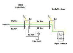 3-Way Switch Wiring Diagram   Woodworking   Pinterest   Woodworking