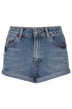 Vintage High Waisted Shorts, Topshop (2+)
