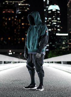 urban mens fashion that look fab Urban Fashion Women, Dark Fashion, Trendy Fashion, Womens Fashion, Fashion Styles, Street Fashion, Fashion Ideas, Fashion Trends, Cyberpunk Mode