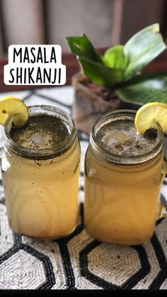 Fun Baking Recipes, Spicy Recipes, Blended Drinks, Summer Drink Recipes, Chaat Recipe, Indian Dessert Recipes, Vegetarian Snacks, Healthy Drinks, Diy Food