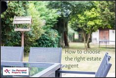 Choosing an estate agent can be a minefield, especially in Bishop's Stortford with so many estate agents to choose from. You may be worrying about who is going to be able to get you the best selling price for your property. What if you pick an agent and your home sits on the market for ages not selling? Here's my guide on how to choose an estate agent: http://www.thepersonalpropertyshop.co.uk/how-to-choose-an-estate-agent-in-bishops-stortford