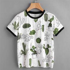 Cactus T-Shirt – Fashein.com