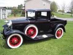 1931 Ford Model A Pickup for sale #1872624   Hemmings Motor News