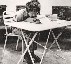 Françoise Sagan by Decoupage girl, via Flickr