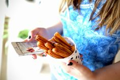 Churros hausgemacht - photography - food Ⓒ PASTELPIX