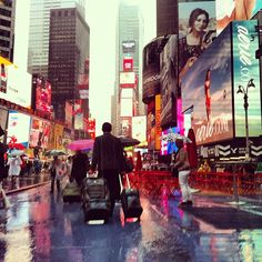 Time Square New York NYC Manhattan .@marcel_tettero (Marcel Tettero) 's Instagram photos | Webstagram - the best Instagram viewer