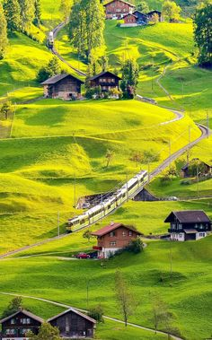 Grindelwald - Switzerland Picture by Happy Wednesday all by wonderful_places Places To Travel, Places To See, Wonderful Places, Beautiful Places, Beautiful Pictures, Natur Wallpaper, Grindelwald Switzerland, Switzerland Vacation, Destination Voyage