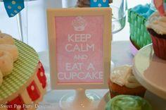 Birthday Baking Bash | CatchMyParty.com
