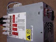 Fuente de alimentación para pruebas. #Reutilizar #reciclar una #FuenteDeAlimentación de PC para pruebas electrónicas