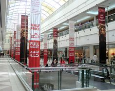 The offers abound at City Center Mall, Doha.