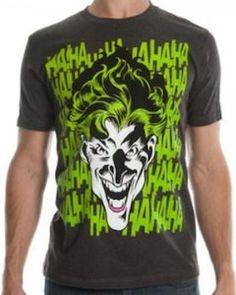 Batman Laughing The Joker t-shirt