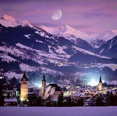 Kitzbuhel, Austria.