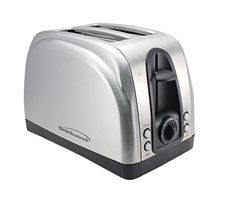 BRENTWOOD TS-225S 2-Slice Elegant Toaster with Brushed Stainless Steel Finish electronic consumer -- You can get more details by clicking on the image. #OvensampToasters