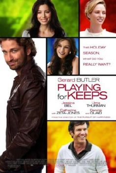 Playing For Keeps Movie Poster 24inx36in