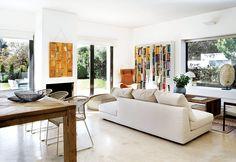 Esta residencia por Ábaton se encuentra a las afueras de Madrid. | Galería de fotos 1 de 17 | AD MX