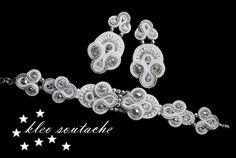 Sutasz Kleo /Soutache jewellery: NAJAFALI