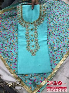 Indian Salwar Suit, Indian Suits, Salwar Suits, Indian Dresses, Indian Wear, Embroidery Suits Punjabi, Zardosi Embroidery, Designer Punjabi Suits, Indian Designer Wear