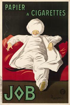 Leonetto Cappiello, Job, 1933