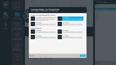 Bitpool OS - Widget creation