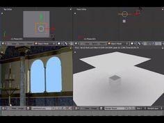 Tutorial Blender 3D 2.5 - Corso di base - 33: luce ambientale (Environment Light); Ambient Occlusion - #AmbientLight #AmbientOcclusion #Blender #CorsoBlender #LezioniBlender #LuceAmbientale #Redbaron85 #Videotutorial http://wp.me/p7r4xK-bQ