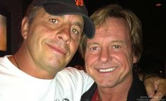 """Rowdy"" Roddy Piper & Bret Hart"