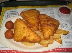 Arthur Treacher's Fish Batter fried fish recipes Fish Dishes, Seafood Dishes, Fish And Seafood, Seafood Recipes, Cooking Recipes, Main Dishes, Lobster Recipes, Herb Recipes, Healthy Recipes