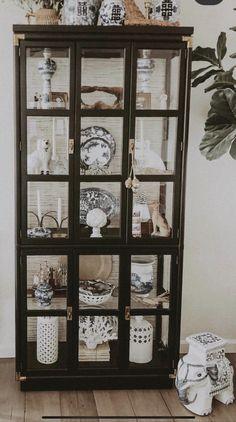 China Cabinet, Bookshelves, Storage, Furniture, Home Decor, Purse Storage, Crockery Cabinet, Bookcases, Store