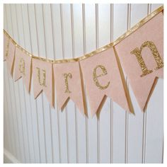 331 best name banners images on pinterest in 2018 felt fabric