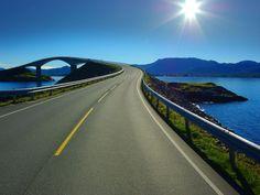 10 steder i Norge vi gerne vil besøge - Opdagelse.dk