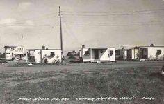 Keweenaw County Michigan History & Genealogy Pilot House Resort (1940's)