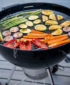 Marinerade grillade grönsaker - ZEINAS KITCHEN