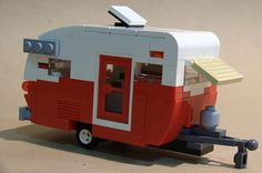 Lego my RV, I wish someone would build me one of these...