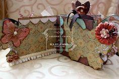 Album Builder-Butterfly (CM509NHSJ)  www.accucutcraft.com