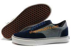 640faf4246c Vans Skate Tony Trujillo TNT 5 Navy Grey Tony Trujillo