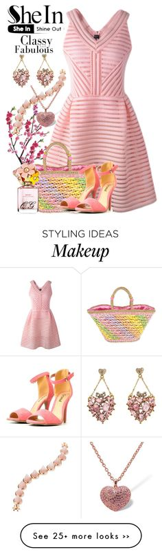 """~~ Pink Dress ~~"" by queenofthegypsies on Polyvore"