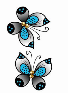 Peliculas unha Butterfly Drawing, Butterfly Crafts, Dot Painting, Fabric Painting, Alcohol Ink Crafts, Clip Art Pictures, Beadwork Designs, Quilting Templates, Native Beadwork