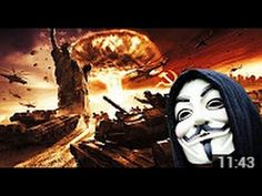 Anonymous   World War 3 is on the Horizon 2016