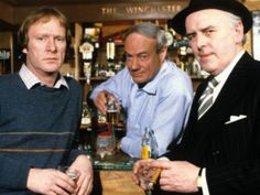 Minder Old Tv Shows, Best Tv Shows, Favorite Tv Shows, British Tv Comedies, Nostalgia, In Memory Of Dad, All Tv, Comedy Tv, My Childhood Memories
