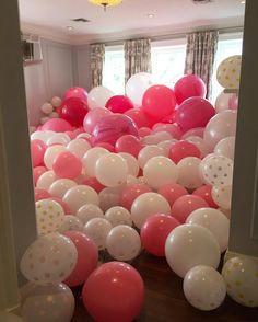 birthday balloons! …