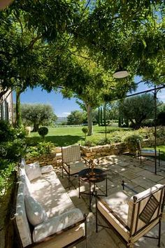 Boxwood Terrace: Places