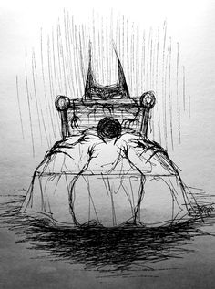 Cette illustratrice brise le tabou de la dépression : découvrez ses 15 dessins les plus touchants sur la maladie