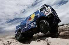 Russia trucks rally Dakar kamaz kamaz master  / 3000x1992 Wallpaper