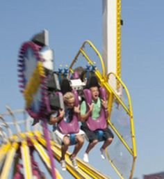 OC Fair - Every week Wednesday, Thursday, Friday, Saturday, Sunday from Fri., July 15 until Sun., August 14