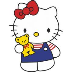 Hello Kitty Hello Kitty, Disney, Fictional Characters, Art, Art Background, Kunst, Performing Arts, Fantasy Characters, Disney Art