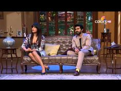 Priyanka Chopra & Ram Charan – Comedy Nights with Kapil | Kapil Sharma Video Website